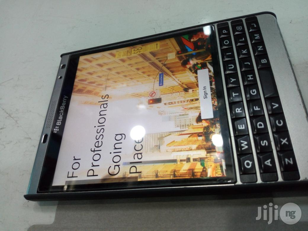 Blackberry Passport 2 | Mobile Phones for sale in Port-Harcourt, Rivers State, Nigeria