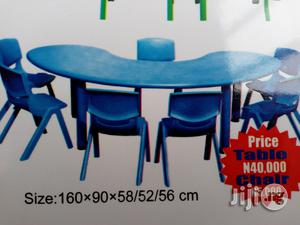 Plastic Chairs And Desk For Schools Kids | Children's Furniture for sale in Lagos State, Ikeja