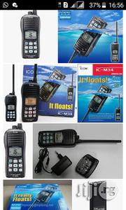 Icom M34 Marine Handheld | Audio & Music Equipment for sale in Lagos State, Ikorodu