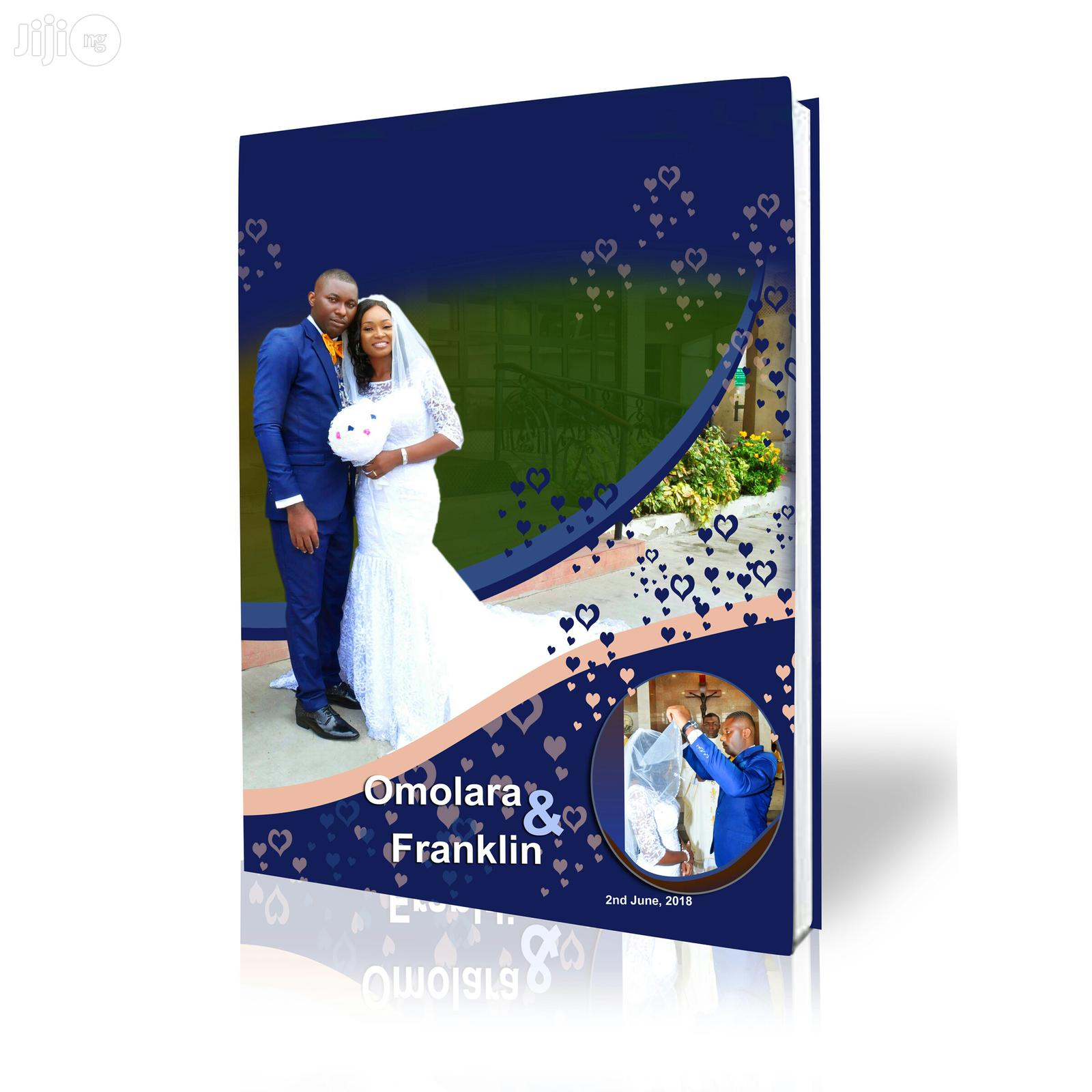 Photo Album (Photobook) Design & Professional Services | Photography & Video Services for sale in Surulere, Lagos State, Nigeria