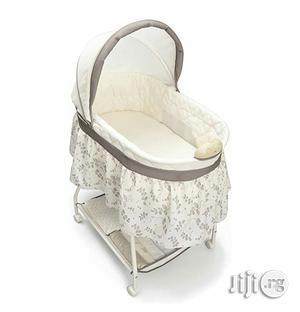 Delta Children Sweet Beginning Baby Bed Bassinet   Children's Furniture for sale in Lagos State, Ikeja