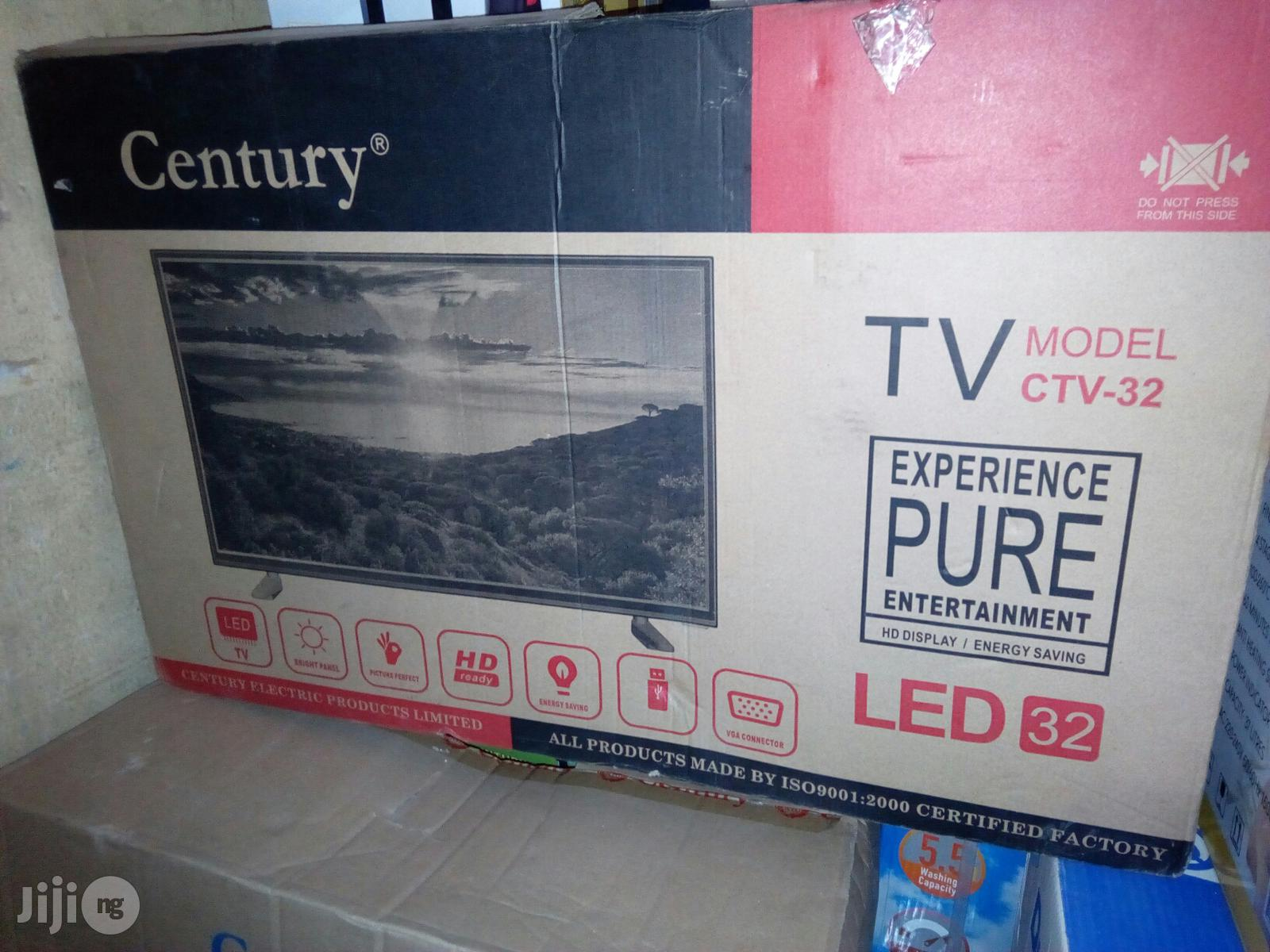 Century LED TV 32inches With HDMI | TV & DVD Equipment for sale in Apapa, Lagos State, Nigeria
