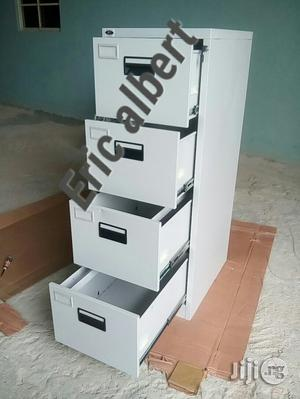 Exotic 4step Office Filing Cabinet | Furniture for sale in Lagos State, Lagos Island (Eko)