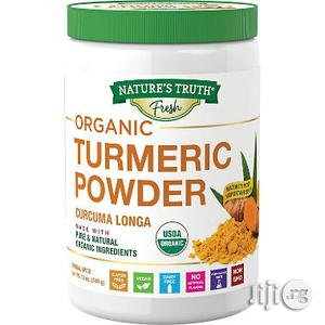 Pure Turmeric Powder for Optimal Health and Wellness   Vitamins & Supplements for sale in Lagos State, Victoria Island