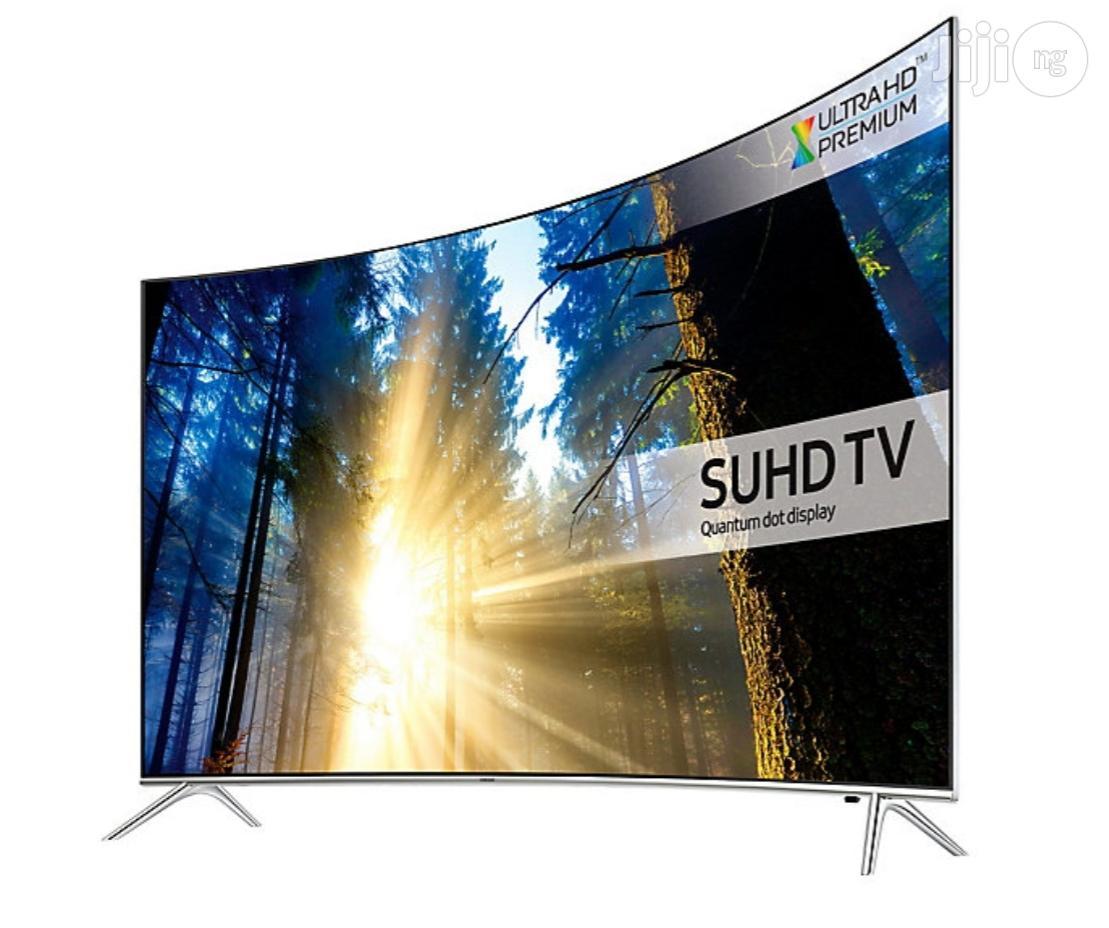 "65"" Ultra Slim Samsung CURVED Quantum Dot SUHD 4K Smart TV"