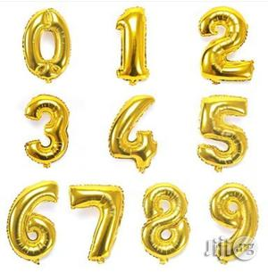 Helium Number Ballon | Babies & Kids Accessories for sale in Lagos State, Ikeja