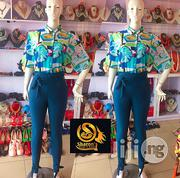 Ladies Vintage Top and Trouser | Clothing for sale in Rivers State, Port-Harcourt