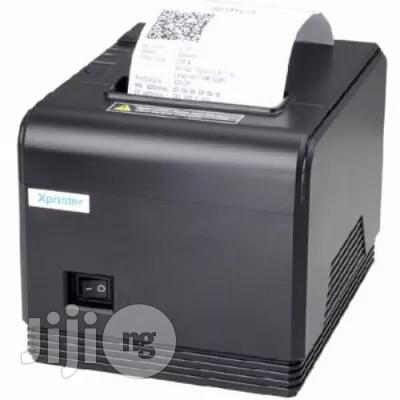 Xprinter 80mm Thermal POS Receipt Printer | Store Equipment for sale in Ikeja, Lagos State, Nigeria