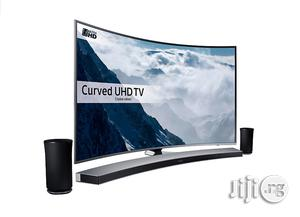 """55"""" Samsung Curved Ultra Slim 4K UHD Smart TV With HDR 