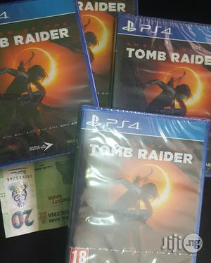 Tombraider Gta v Ps4 Playstation 4 | Video Games for sale in Lagos State, Ikeja