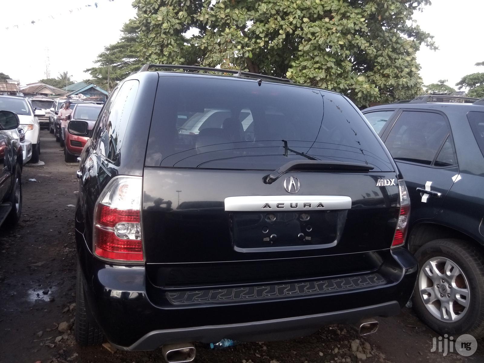 Acura MDX 2005 Black   Cars for sale in Apapa, Lagos State, Nigeria