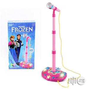 Character Kids Microphone With Sound And Light (Wholesale And Retail) | Toys for sale in Lagos State