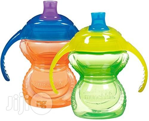Munchkin 2 Trainer Cups.7oz | Baby & Child Care for sale in Alimosho, Lagos State, Nigeria