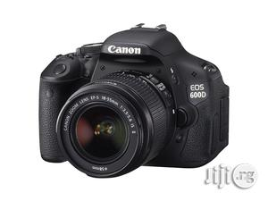 London Used Canon 600D   Photo & Video Cameras for sale in Lagos State, Ikeja
