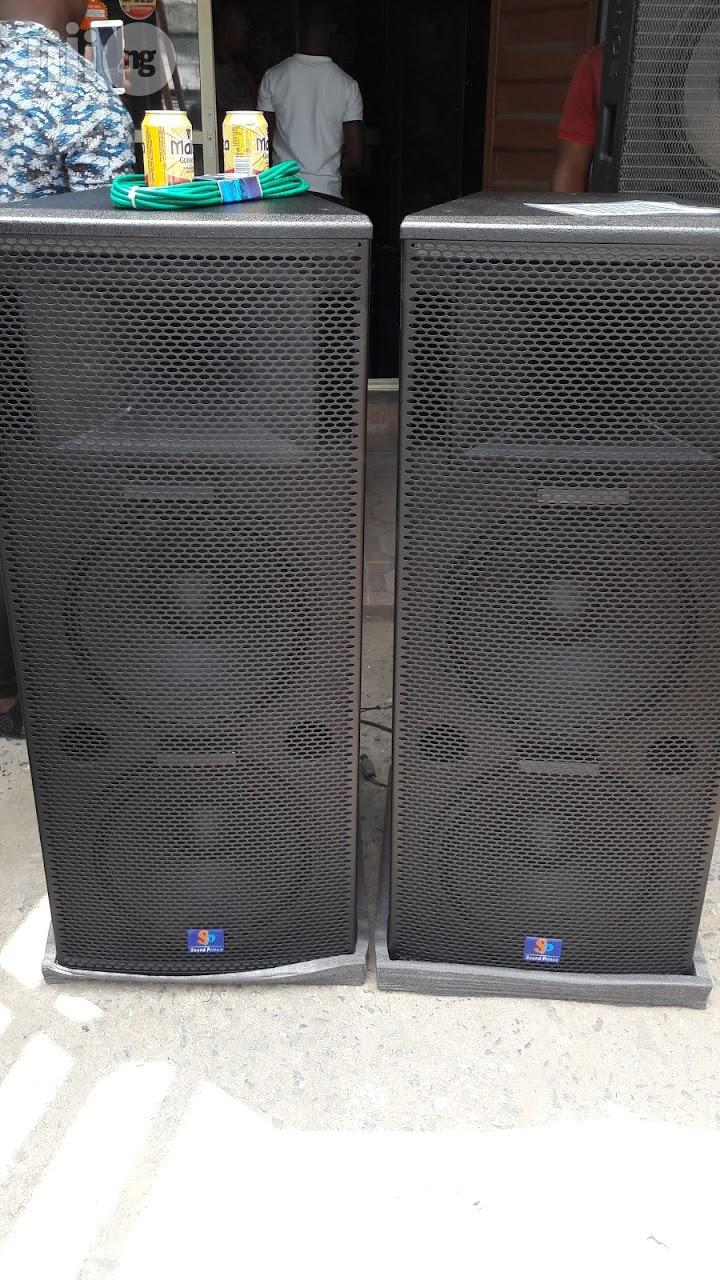 Sound Prince Fullrange Speaker