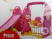 Pink Love Bear Playground Slide | Toys for sale in Lagos State, Ikeja