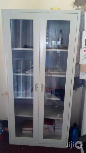 Metal Glass Shelf | Furniture for sale in Lagos State, Maryland