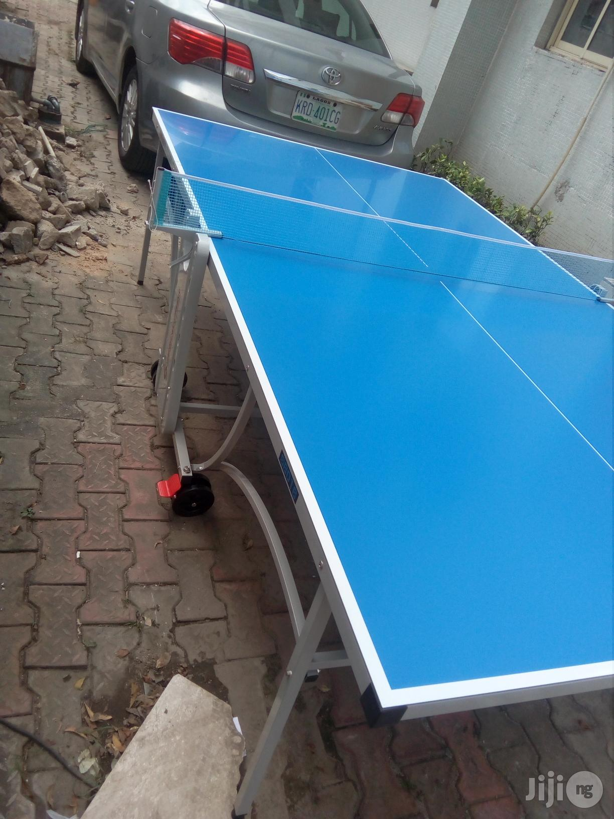Archive: Outdoor Table Tennis Board