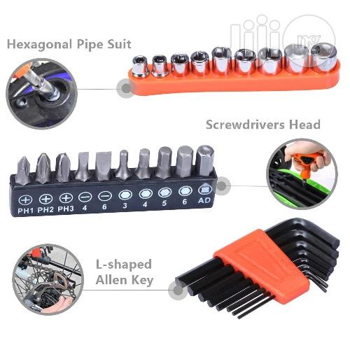 Household Portable Mechanical Tool Box- 82 Pieces | Hand Tools for sale in Lagos Island (Eko), Lagos State, Nigeria