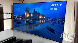 """55 """" Samsung Smart Curved Suhd 4K Quantum Dot Hdr 1000 Ks7500 