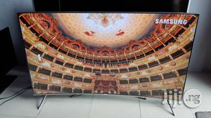 55 Inches Samsung Smart Curved SUHD QUANTUM DOT HDR 4K Tv | TV & DVD Equipment for sale in Lagos State, Ojo