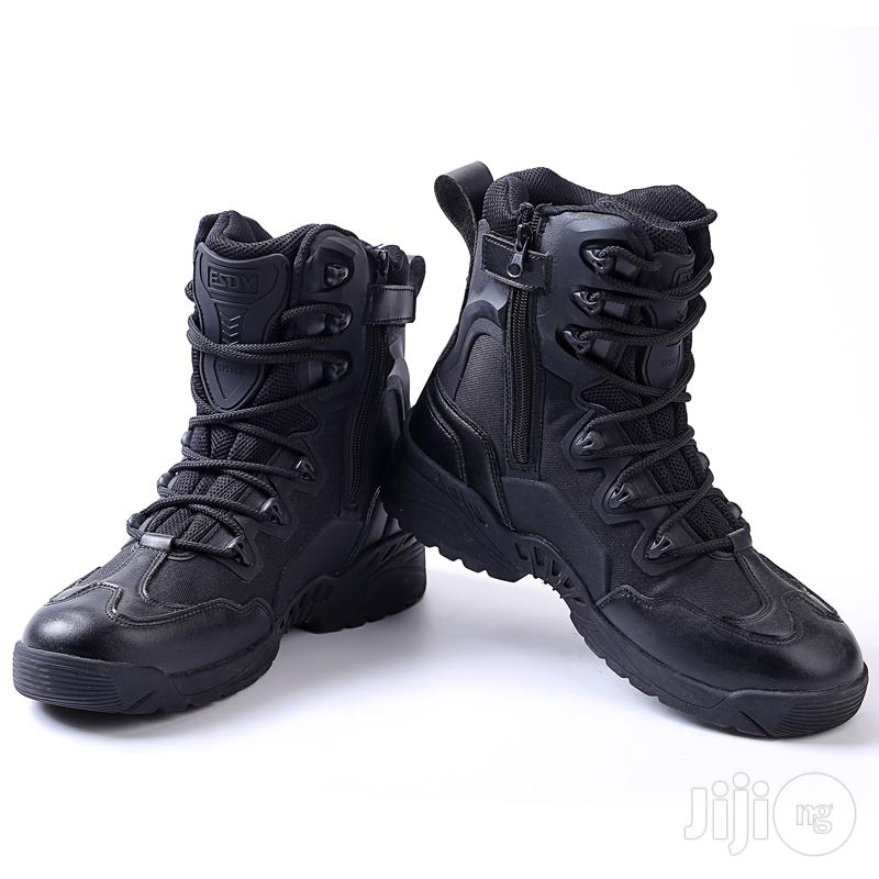 Quality ESDY Rangers Tactical Marine Boots