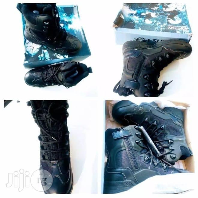 Quality ESDY Rangers Tactical Marine Boots | Shoes for sale in Maiduguri, Borno State, Nigeria