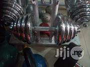 30kg Dumbell | Sports Equipment for sale in Plateau State, Bokkos