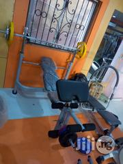 Commercial Weight Bench With 150kg | Sports Equipment for sale in Plateau State, Mangu