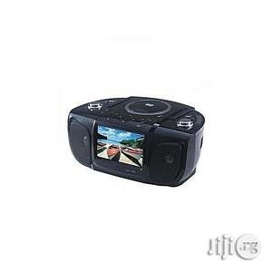 DVD Player + Boombox + Radio FM Player + MP3/MP4 Player + USB   Audio & Music Equipment for sale in Lagos State, Ojo