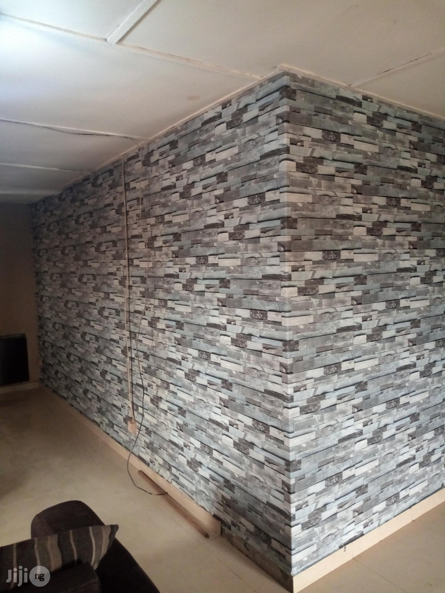Quality 3D Wallpaper | Home Accessories for sale in Egbe Idimu, Lagos State, Nigeria