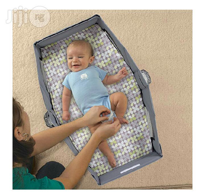 Summer Infant Travel Bedside/Baby Bed | Children's Furniture for sale in Ikeja, Lagos State, Nigeria