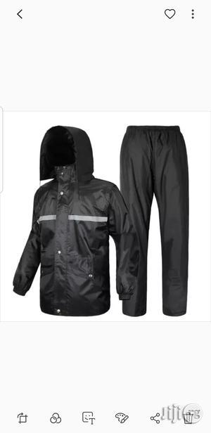 Rain Coat Up & Down With Reflator   Safetywear & Equipment for sale in Lagos State, Lagos Island (Eko)