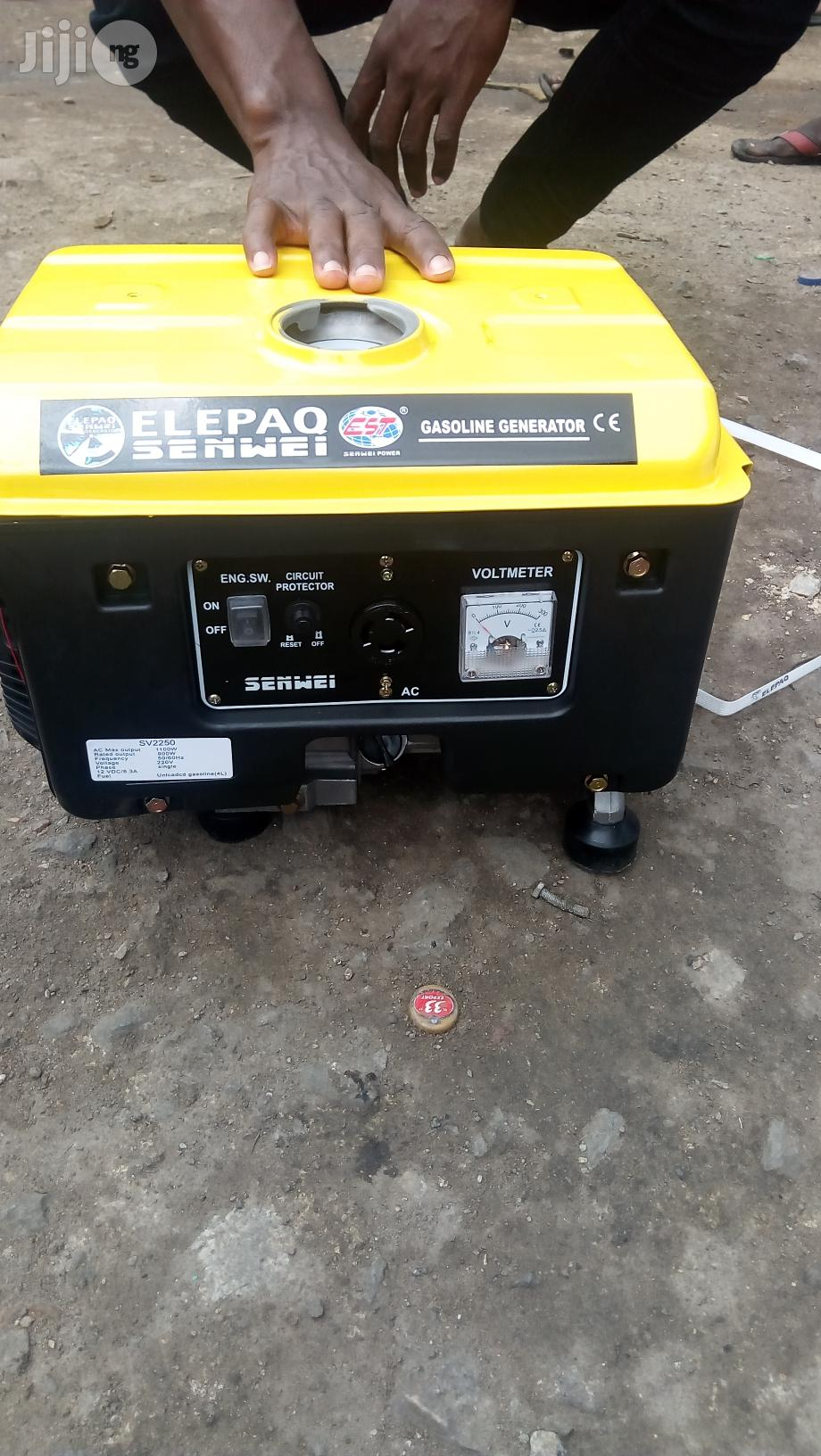 Neighbor With Separate Oil Tank Generator   Electrical Equipment for sale in Ojo, Lagos State, Nigeria