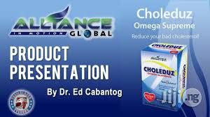 Choleduz Omega Supreme   Vitamins & Supplements for sale in Port-Harcourt, Rivers State, Nigeria