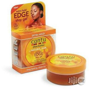 Cantu Shea Butter Extra Hold Edge Stay Gel 2.25oz