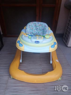 Tokunbo UK Used Chicco Baby Walker From 4month and Above | Children's Gear & Safety for sale in Lagos State, Ikeja