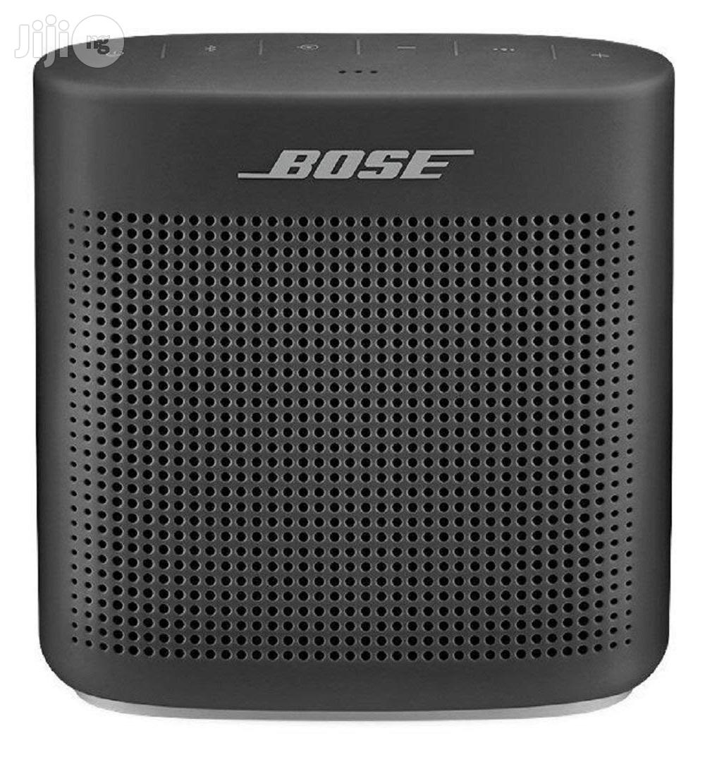 Bose Soundlink Color 2 Portable Bluetooth Speaker (Black)