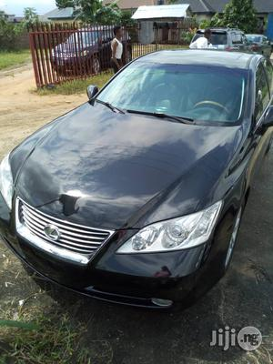 Lexus ES 2009 350 Black | Cars for sale in Rivers State, Port-Harcourt