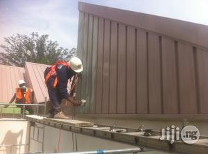Residential Commercial Roof Repainting Services in Nigeria | Building Materials for sale in Lagos State, Apapa