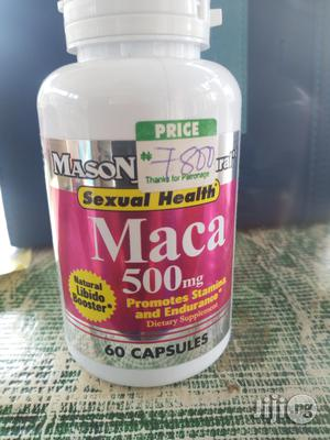 Maca 500mg. | Sexual Wellness for sale in Lagos State, Agege