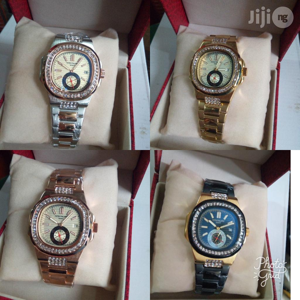 Men's Patek Philippe Wrist Watch
