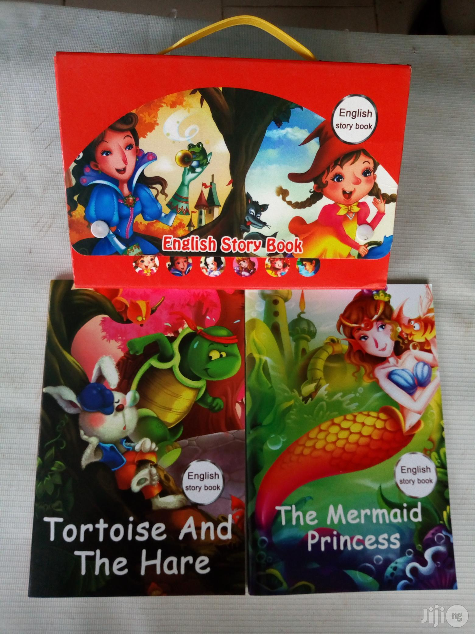 Children English Story Book   Books & Games for sale in Magodo, Lagos State, Nigeria