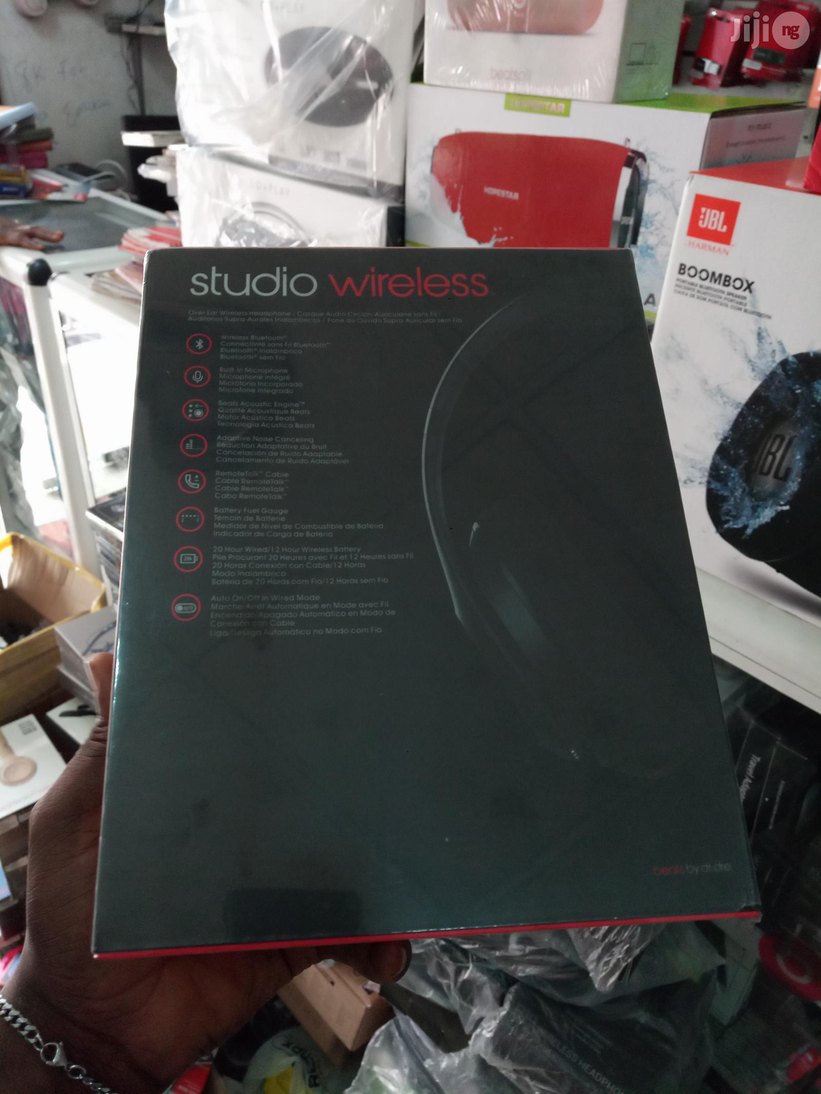 Beats Studio Wireless   Headphones for sale in Ikeja, Lagos State, Nigeria