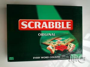 Original Big Size Scrabble   Books & Games for sale in Lagos State, Magodo