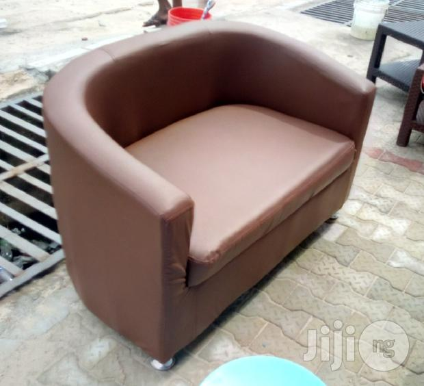 Two Seater Bucket Chair