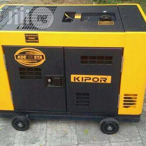 Kipor Diesel Generator 5.5kva Key Stater.