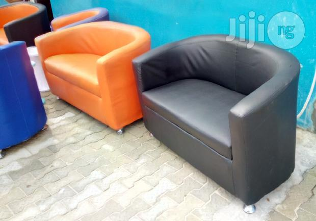 Two Seaters Bucket Chair