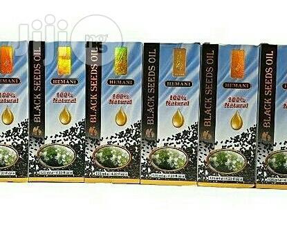 Archive: HEMANI Black Seed Oil (125ml) - Pack Of 6,Powerful Multipurpose Oil