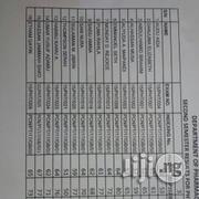 Pharmacy Administrator | Healthcare & Nursing CVs for sale in Gombe State, Yamaltu/Deba